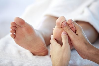Reflexology Session 60 minute