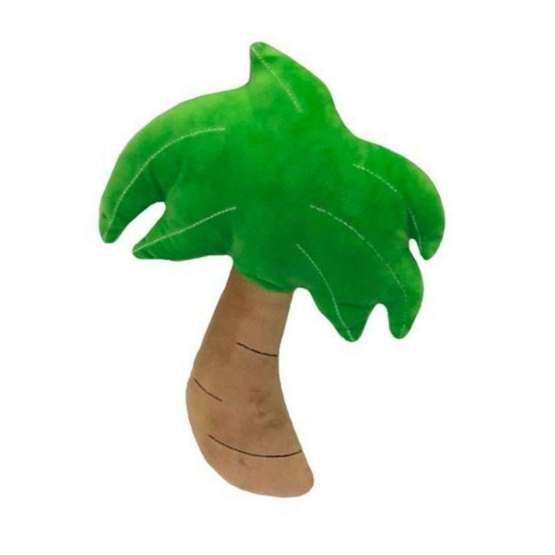 Palm Tree Dog Toy