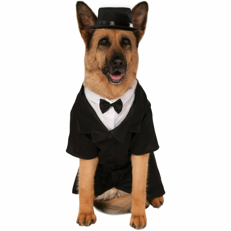 Dapper Dog Suit Pet Costume