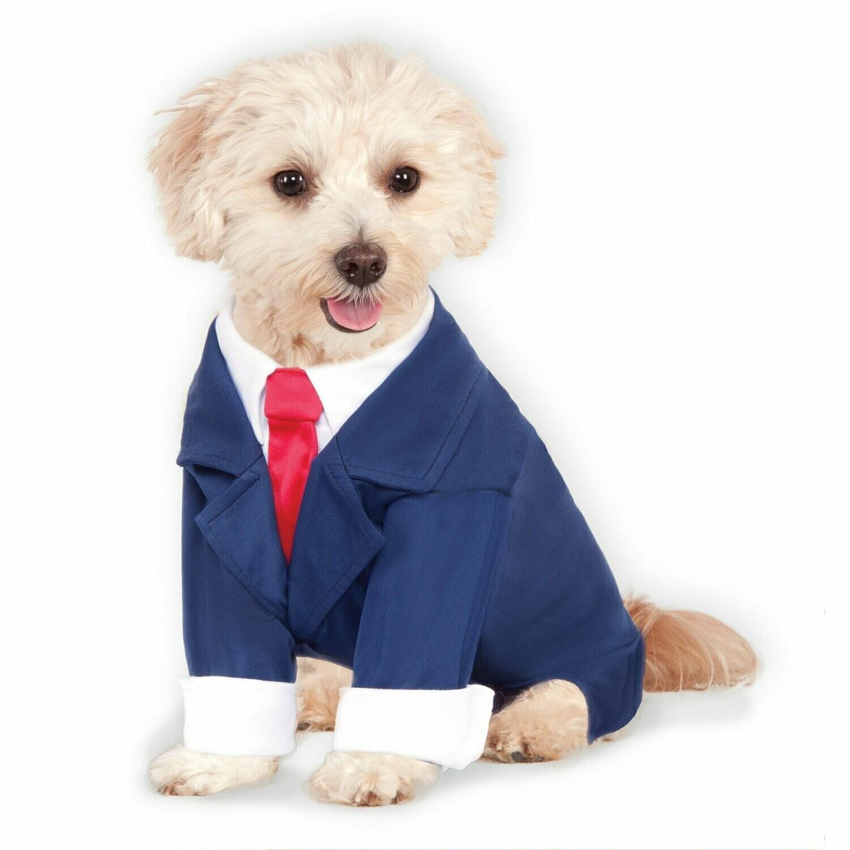 Business Suit Pet Costume