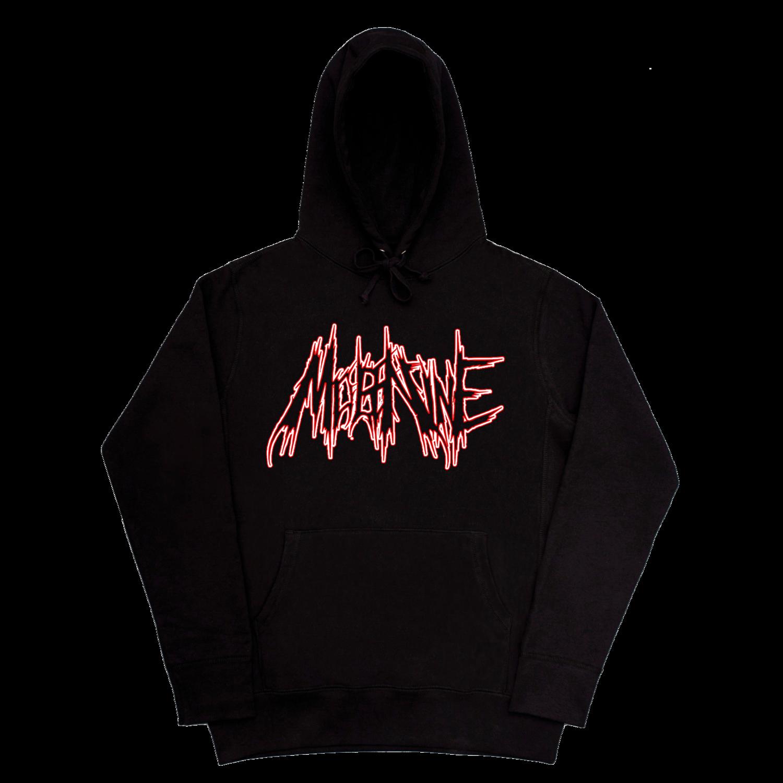 """Nine Thorns"" Hooded Sweatshirt"