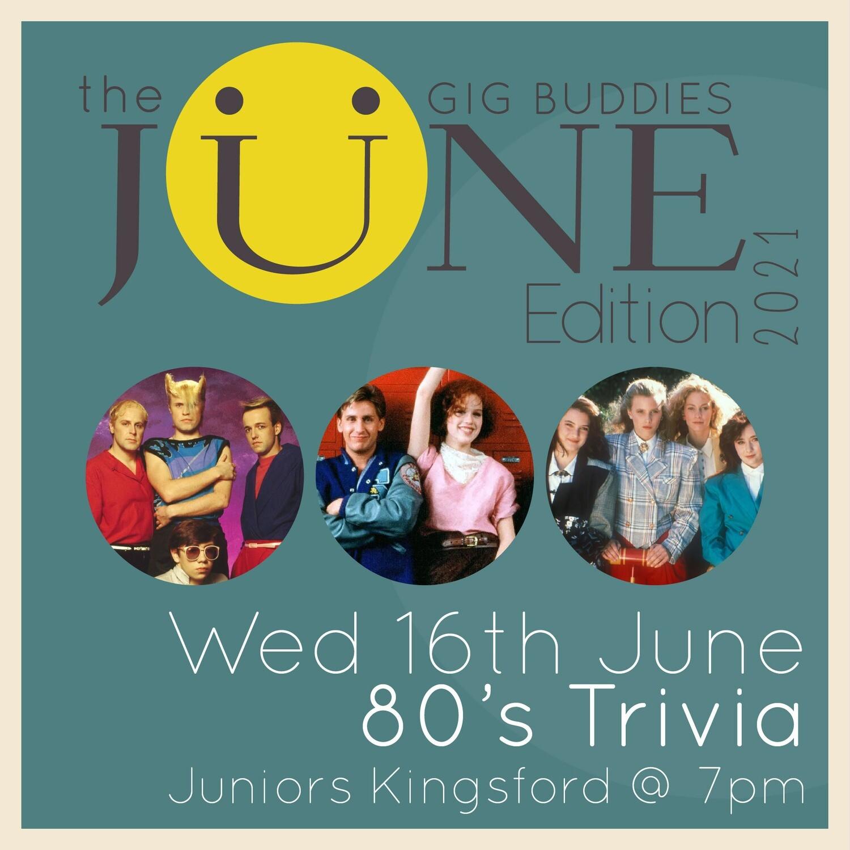 80s Trivia - The Juniors Kingsford