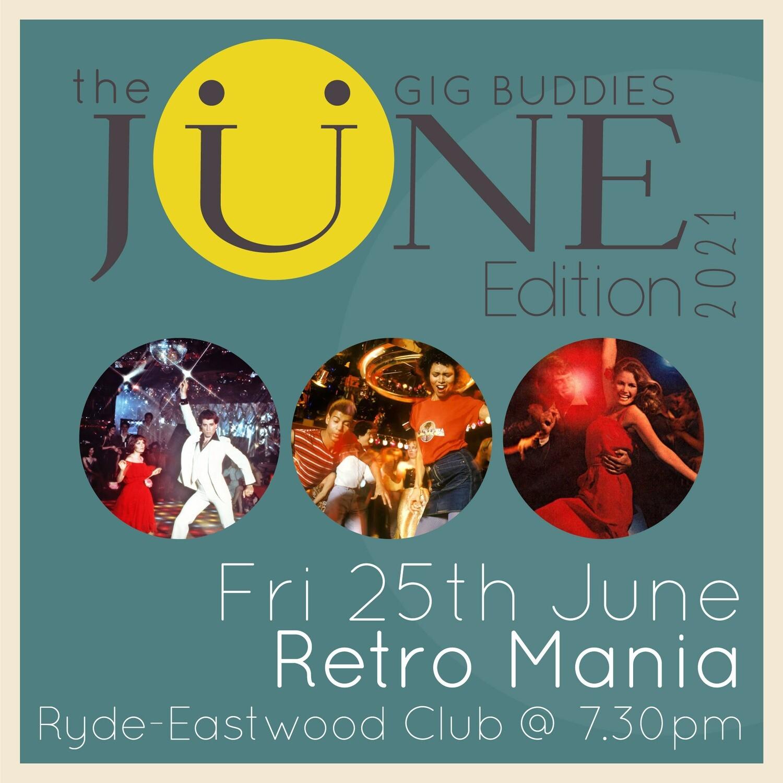 Retro Mania - Ryde-Eastwood Leagues Club