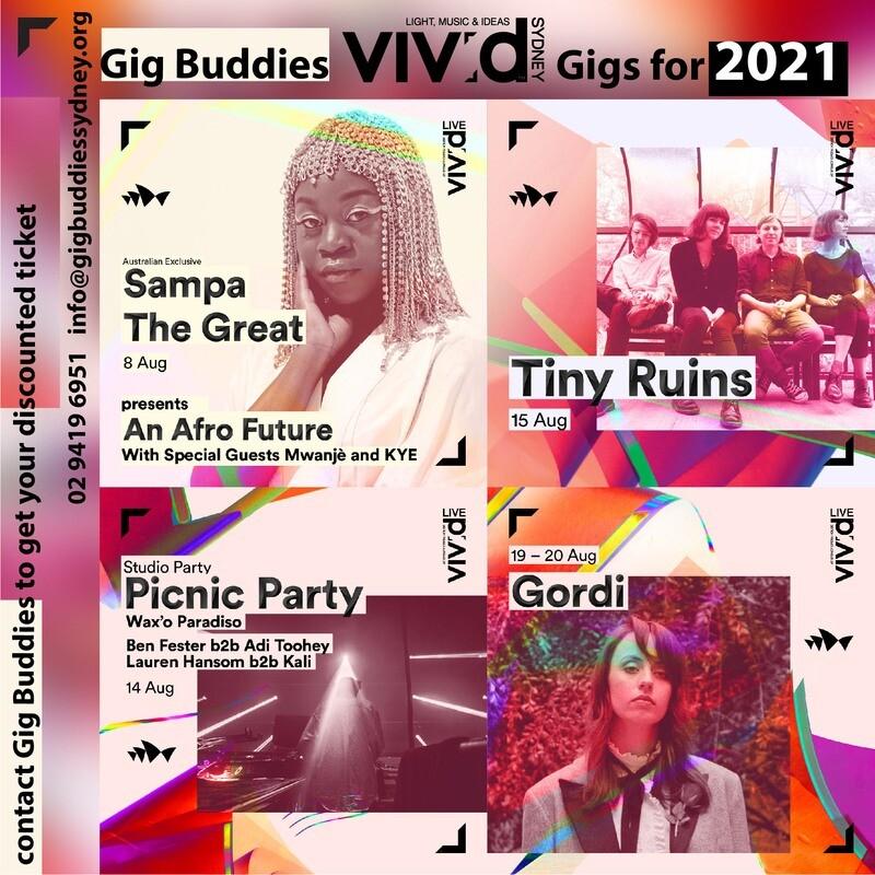 VIVID LIVE 2021