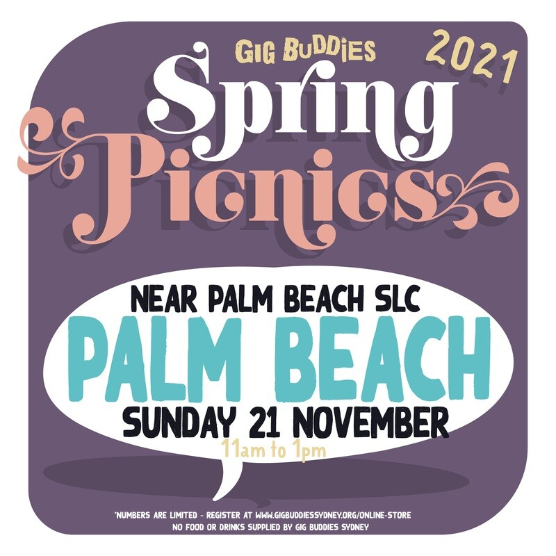 Spring Picnic @ Palm Beach - Sunday 21 November