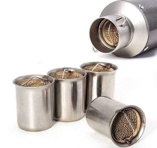 DB Killer / High Performance Catalytic Converter