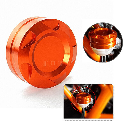 Engine Rear Fluid Reservoir Cap Cover For KTM RC & DUKE