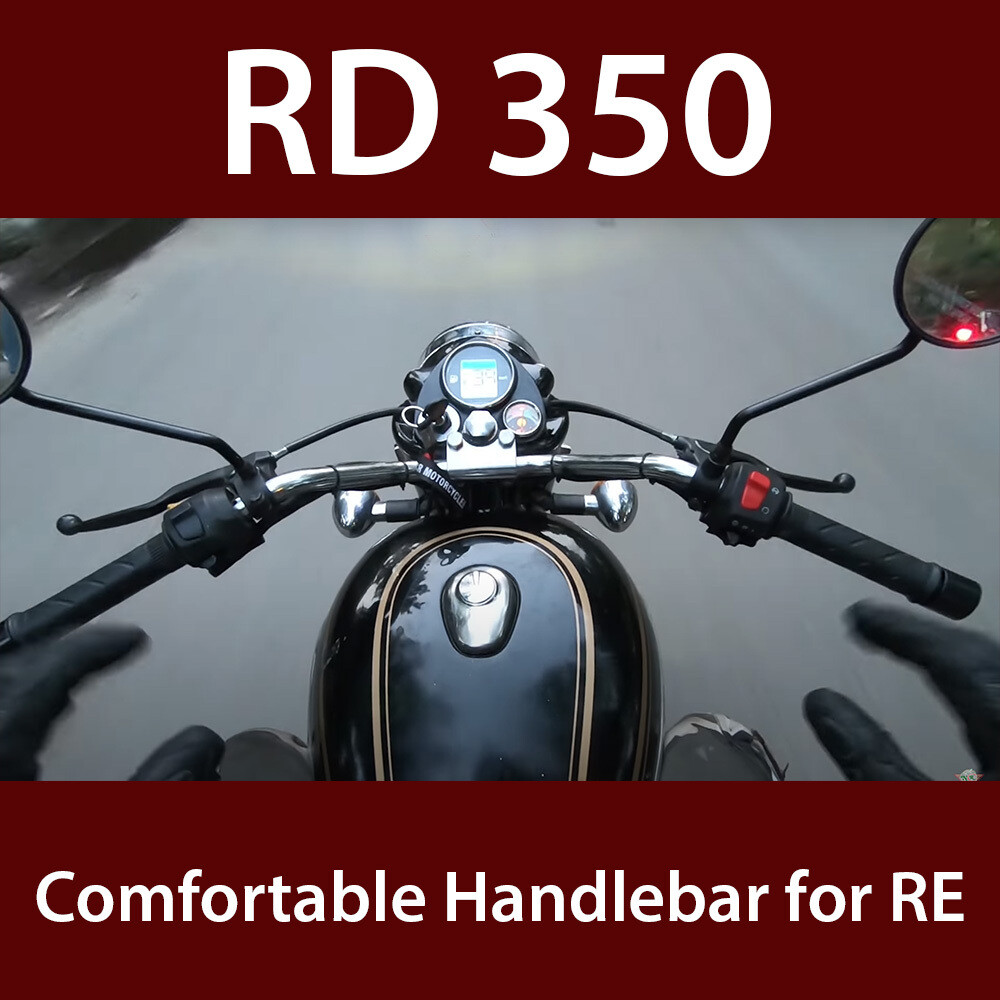 Rd350 Handlebar Heavy Duty 22mm