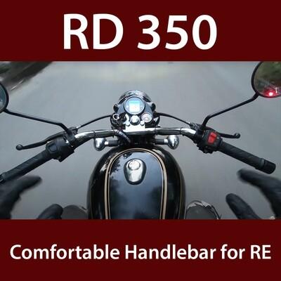 Rd350 Handlebar Heavy Duty 22mm
