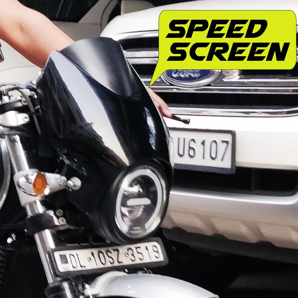Universal Harley Davidson 750 speed screen