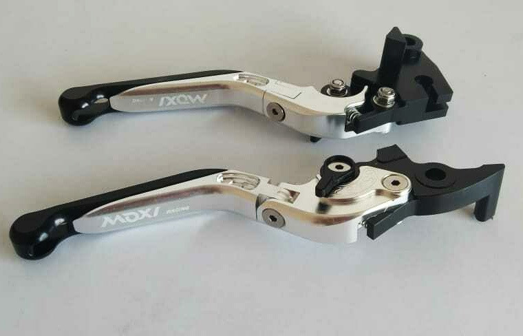 Folding Adjustable Brake Clutch Levers For All Royal Enfield