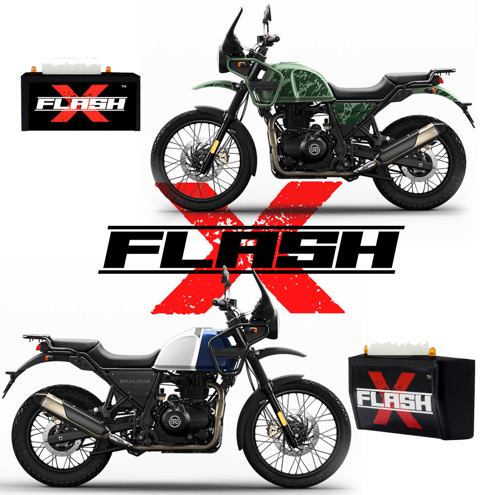 Indicator and tail light flasher hazard module for Royal Enfield himalayan