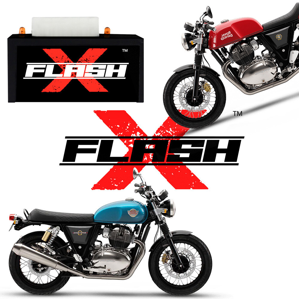 Indicator and tail light flasher hazard module for Royal Enfield interceptor 650 and continental gt 650