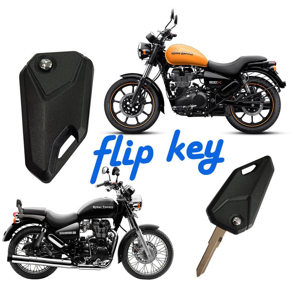 Flip Key for Royal Enfield Thunderbird