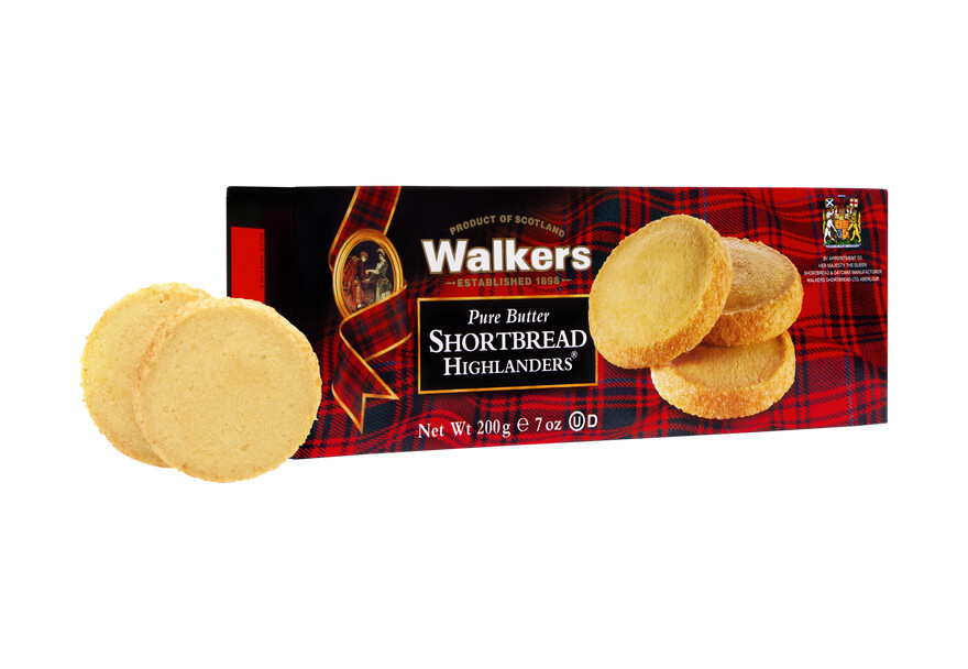 Walkers Shortbread highlanders 135 gr