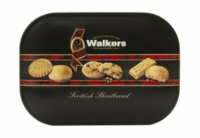 Walkers Scottish shortbread collection