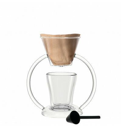 Leonardo Duo Slow coffee maker 