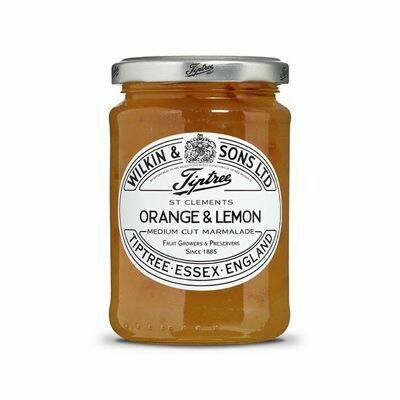 WILKIN & SONS Orange & Lemon 340 gr