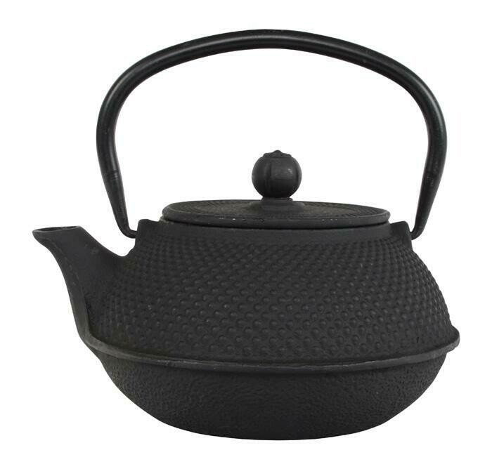 ARARE Tea Pot 0.8 l Black