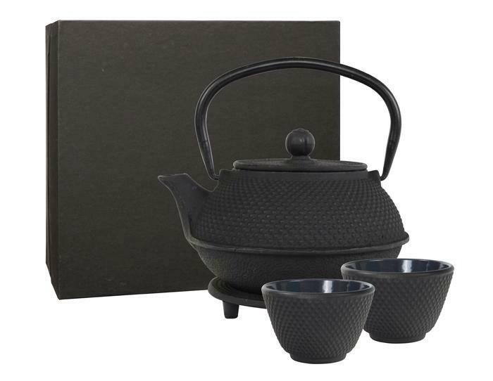 ARARE Tea Set 0.8 l Black