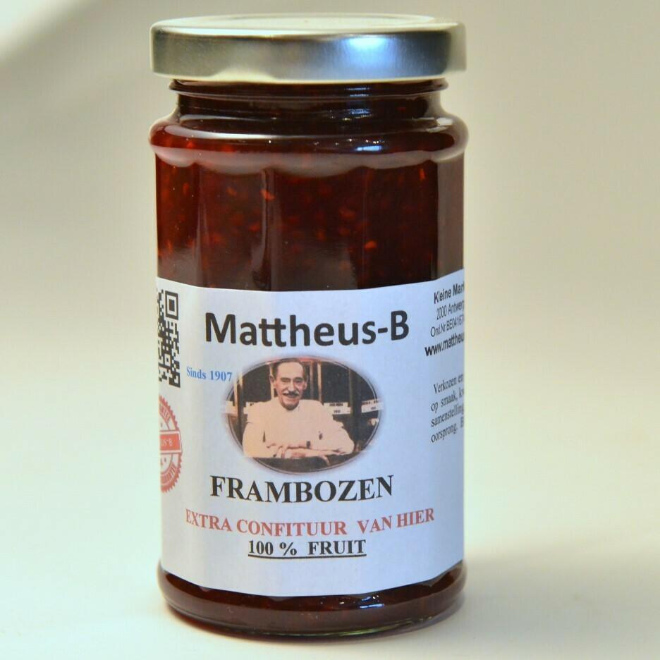 Frambozen  100 % FRUIT  !