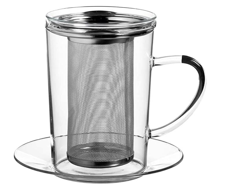 Sonja 4-piece Tea Filter Set
