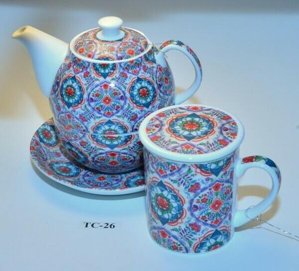 Combo-set Kruidentas en Tea-for-one  TC-26