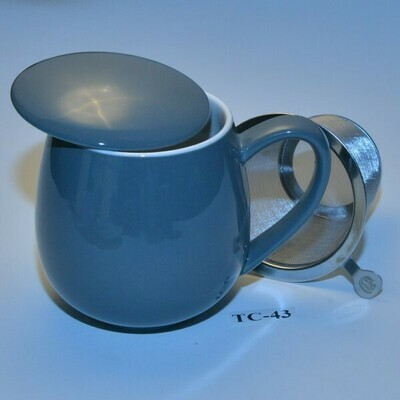 Designmok met filter en aromadeksel  TC-43