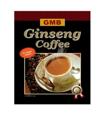 Ginseng Coffee 10 X 11 gram