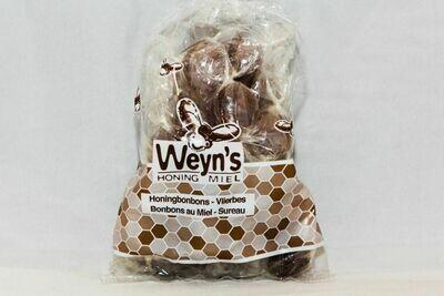 Honing Bonbons met Vlierbes 180 gr