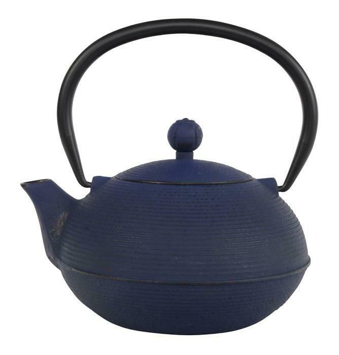 GANZOU Tea Pot 0.9 l Blue