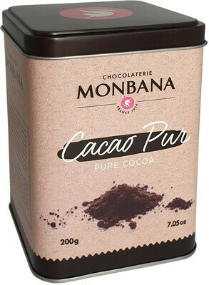 Monbana Cacao poeder 200 gr