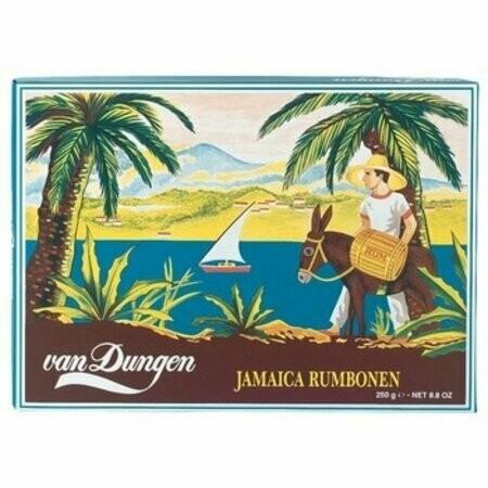 VAN DUNGEN JAMAICA RUMBONEN 250 GR