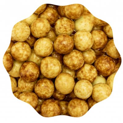 RANOBO Cappuccino rice balls 150 GR