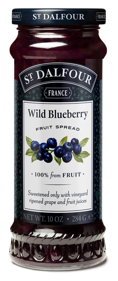 wild blueberry 284 gr