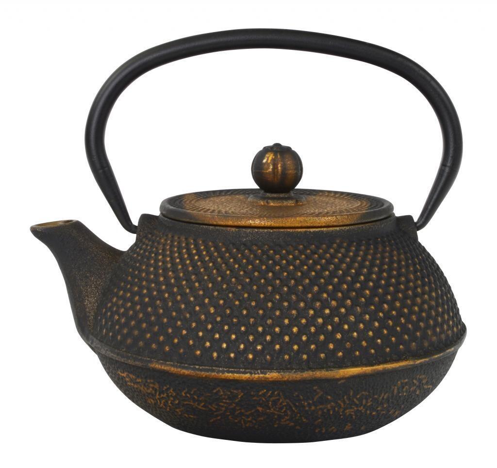ARARE Tea Pot 0.8 l Black & Copper