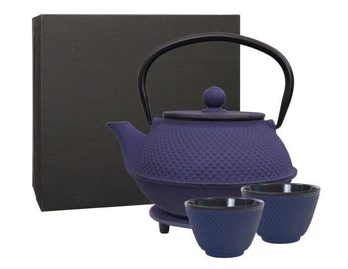 ARARE Tea Set 0.8 l Nightblue