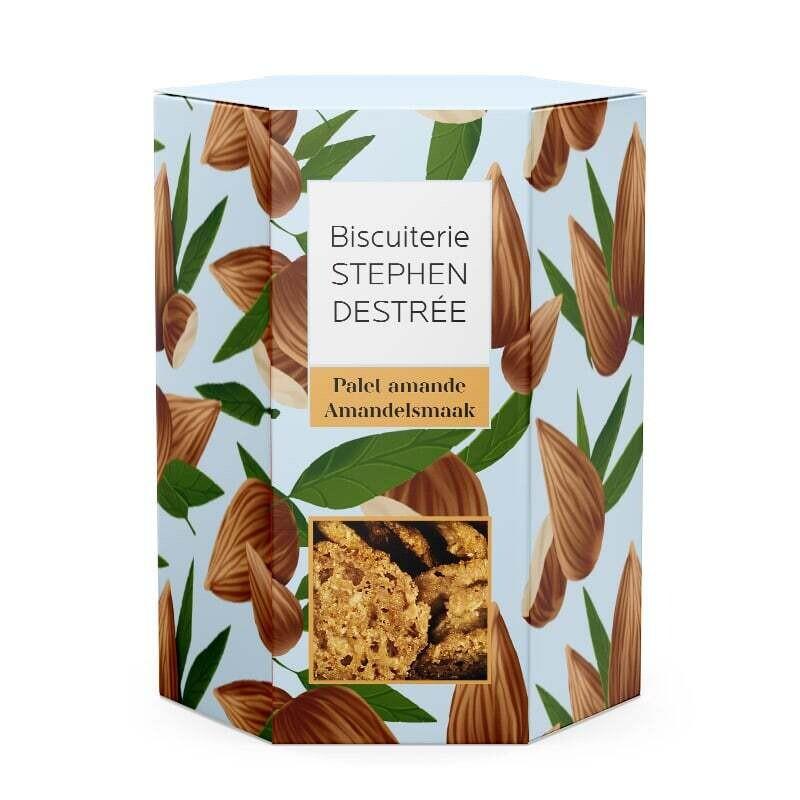STEPHEN DESTRÉE Amandel koekjes 100 gr