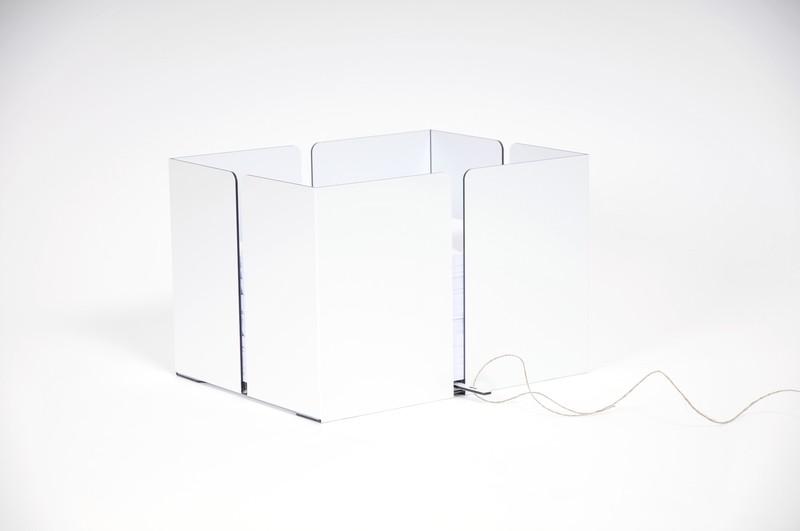 Altpapiersammler - Weiss