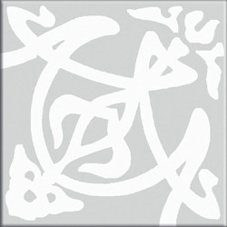 Zementfliese No. M015