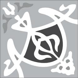 Zementfliese No. M017