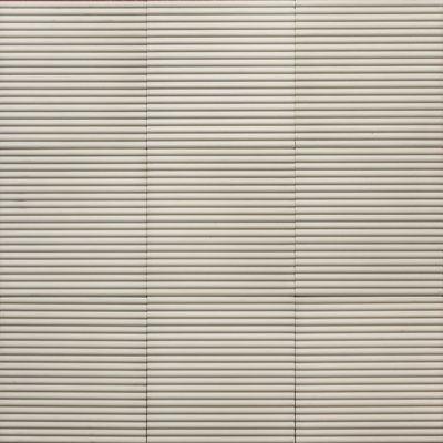 Zementfliese - Lines Reed - Vanilla