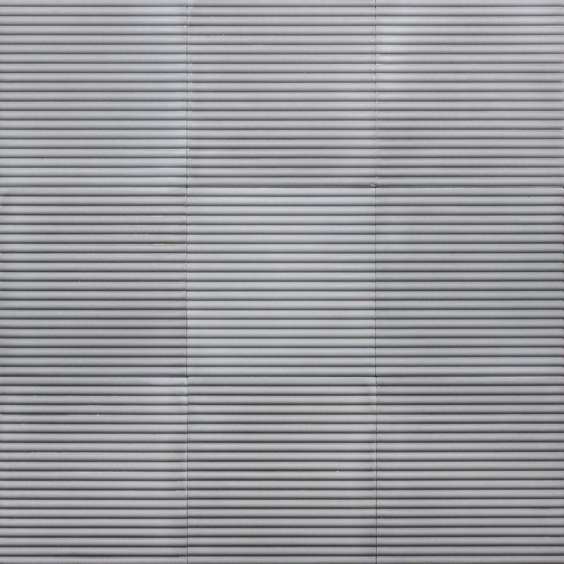 Zementfliese - Lines Reed - Salmiak