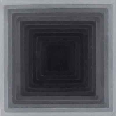 Zementfliese - Four Elements Squares - Grey