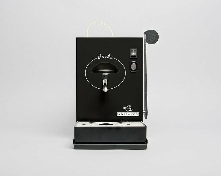 The Else Kaffeepadmaschine Schwarz