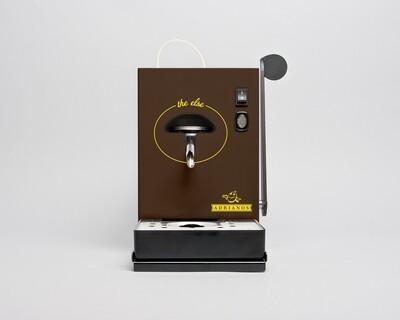 The Else Kaffeepadmaschine Braun