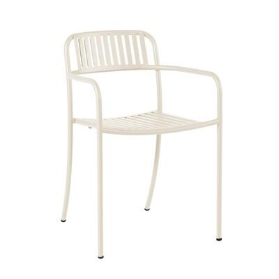 Tolix - PATIO Stuhl mit Lamellen
