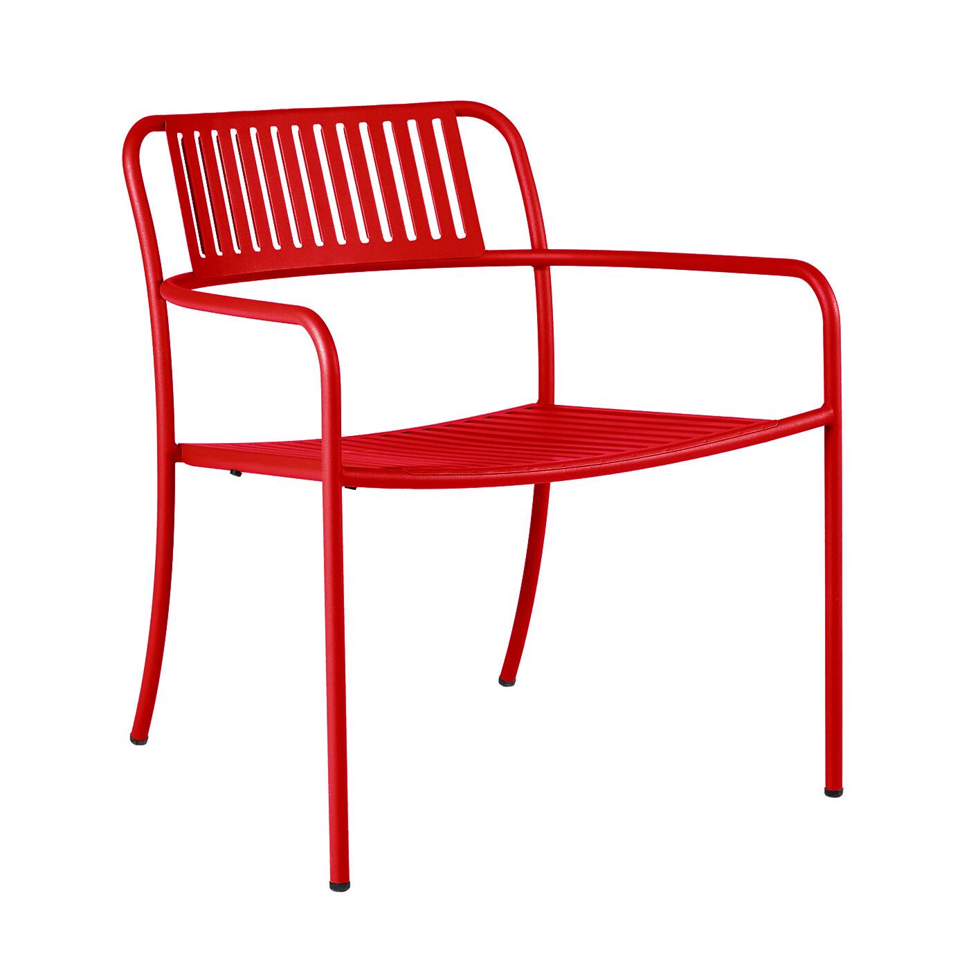 Tolix - PATIO Lounge Sessel mit Lamellen