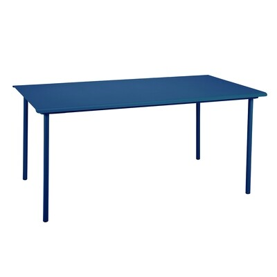 Tolix - PATIO Rechteckiger Tisch