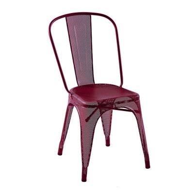 Tolix - Stuhl A - farbig perforiert